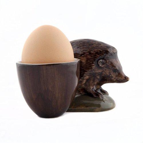 Quail Ceramics Quail Hedgehog Egg Cup