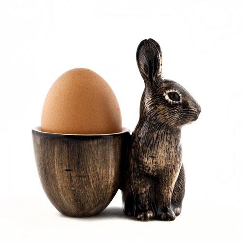 Quail Ceramics Quail Wild Rabbit Egg Cup