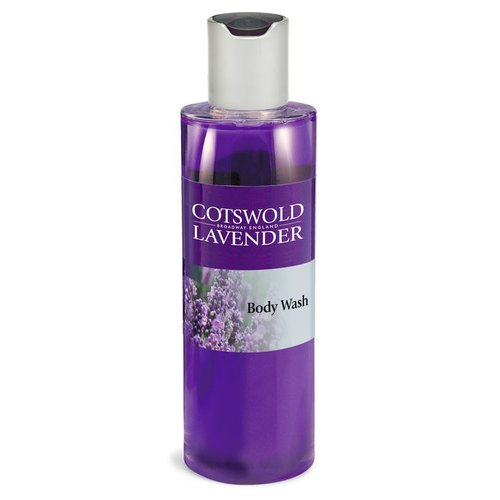 Cotswold Lavender Cotswold Lavender Body Wash 200ml