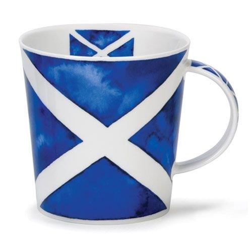 Dunoon Dunoon Cairngorm Saltire Mug