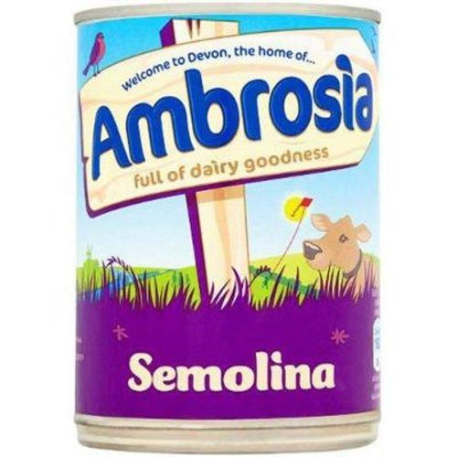 Ambrosia Creamy Semolina