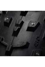 45NRTH 45Nrth Dillinger 4 120tpi 26x4.0 - 240 crampons concaves