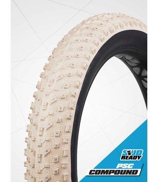 Pneu Fatbike 26x4.8 Clouté Vee Tire Snow Avalanche - 240 Clous carbure Tubeless