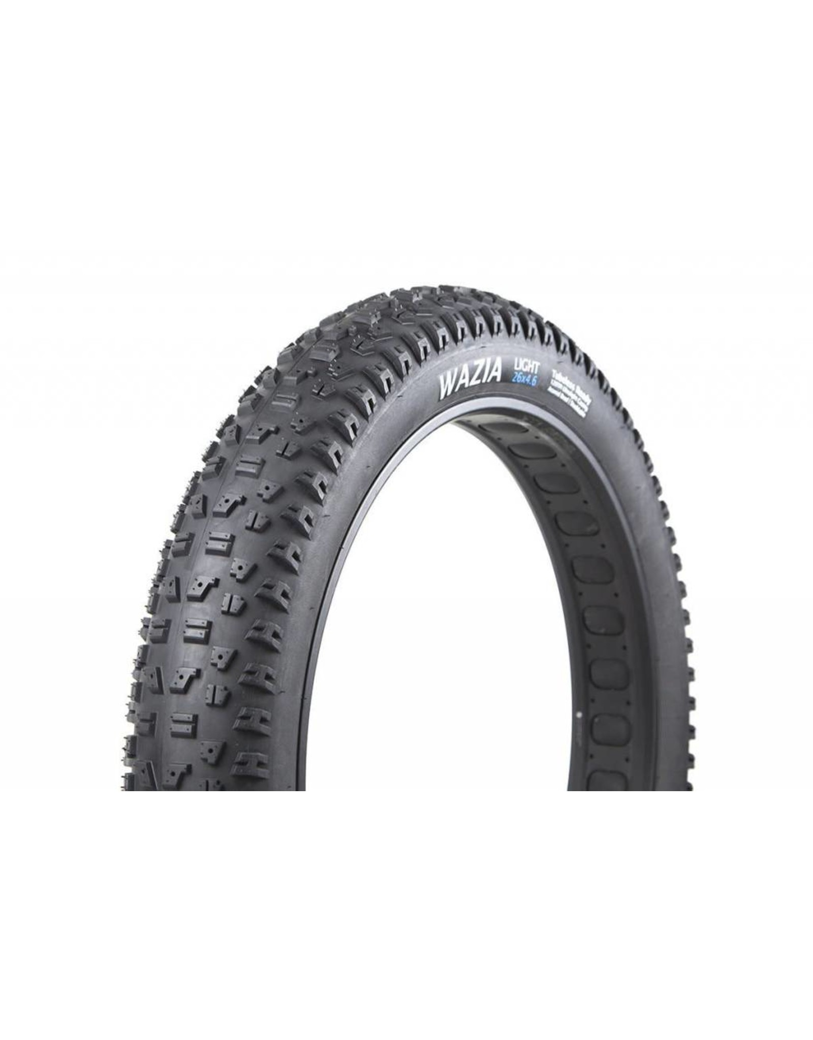 Terrene Wazia Light 26x4.6 TLR ( tubeless ready )  - no studs !