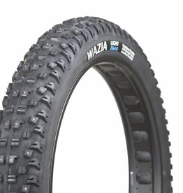 Terrene Wazia Light 26x4.6 TLR ( tubeless ready ) for Fat bike - 154 metals studs