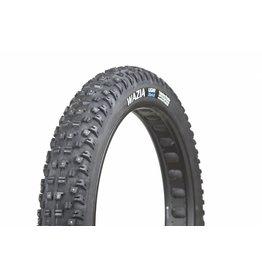 Terrene Terrene Wazia Light 26x4.6 TLR ( tubeless ready ) pour velo Fat bike - 154 crampons métaliques