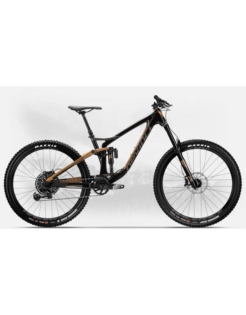 Devinci 2019 Devinci Spartan 27 Carbon GX Eagle LTD