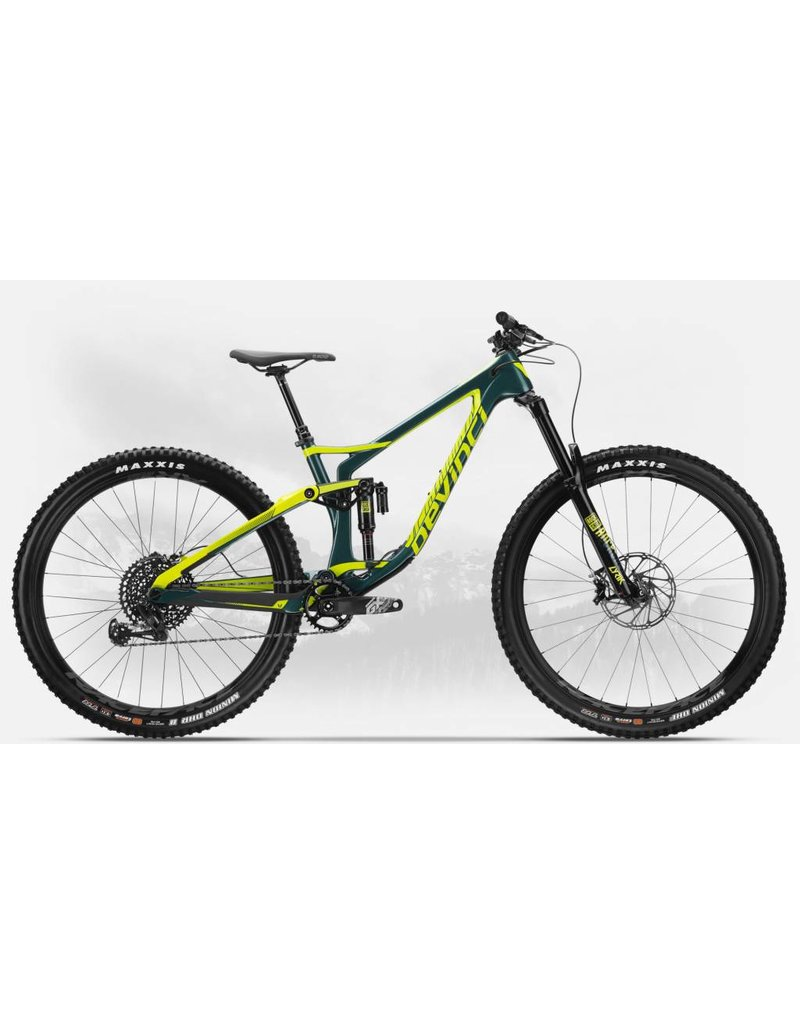Devinci 2019 Devinci Spartan 29 Carbon GX Eagle