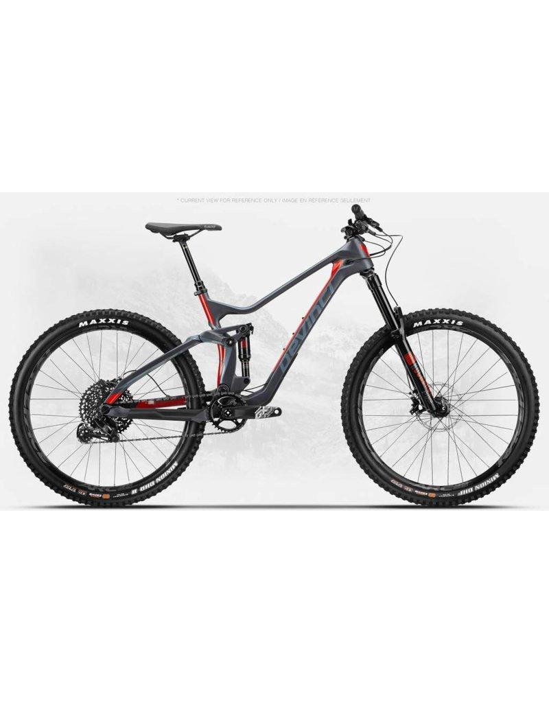 Devinci 2019 Devinci Troy 27 carbon GX eagle LTD