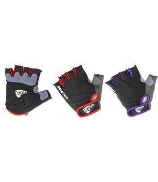 Gloves short fingers 49N Peloton