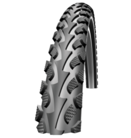Schwalbe Land Cruiser 26x2.0 tire (rigid rods)