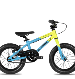 2018 - 2019 Norco Ninja alu 14in - Yellow / Blue / Black