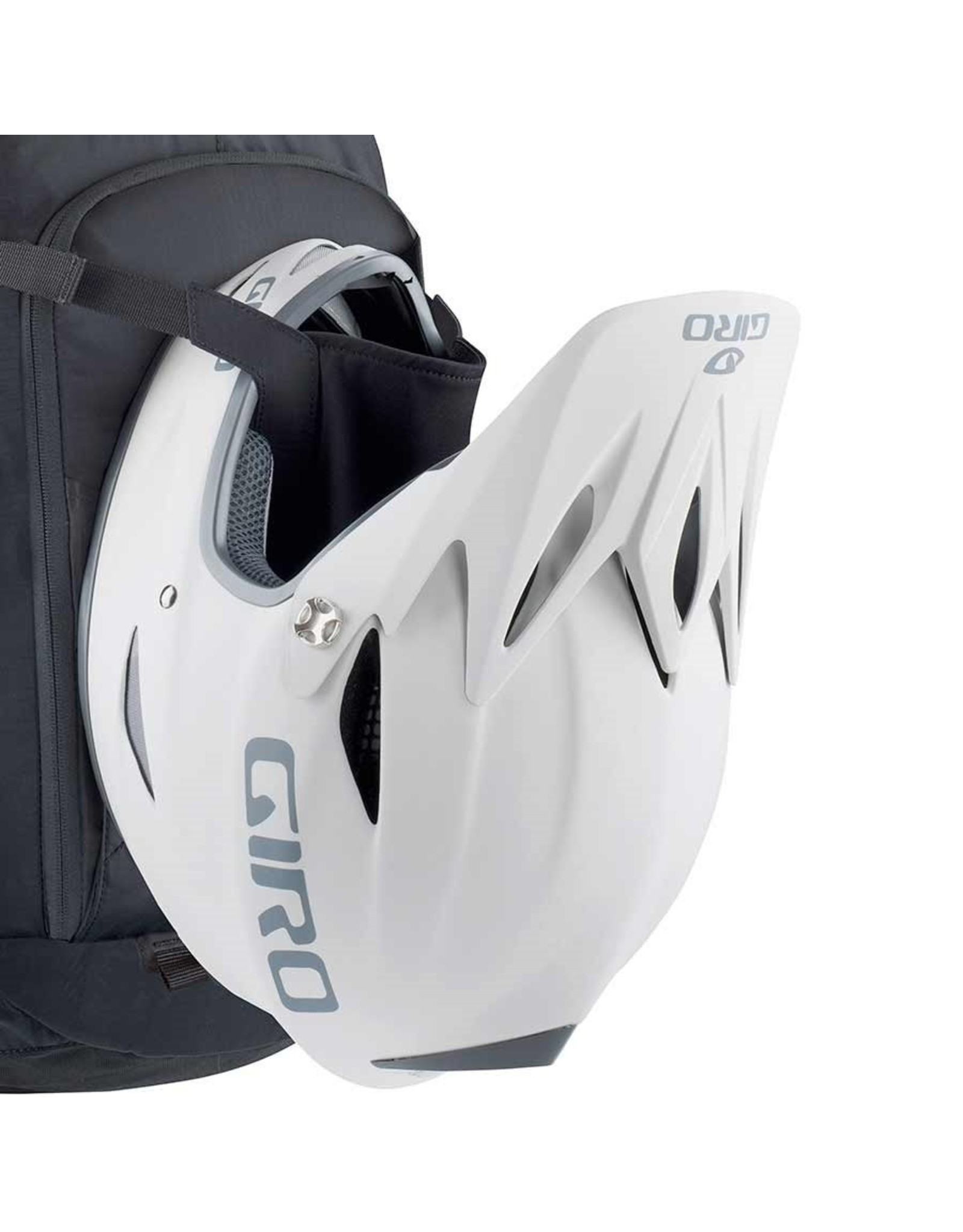 EVOC, FR Enduro Blackline Protector, 16L, Backpack, Black, ML