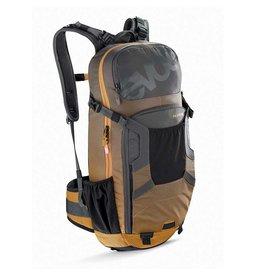 EVOC, FR Enduro, Protector backpack, 16L, Carbon Grey/Loam, ML