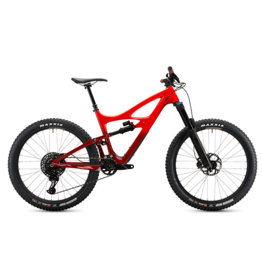Ibis 2018-2019 Ibis Mojo HD4 / Float X2 Fact. / Fox 36 F160 Kash. / GX eagle / Ibis 738 AL - Large - Red