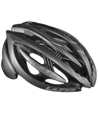 Helmet Lazer Helium - Large - Noir mat et gris