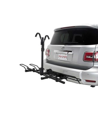 Bike rack Hollywood Sport rider for 1.25 '' or 2 '' hitch - Capacity for 2 bikes