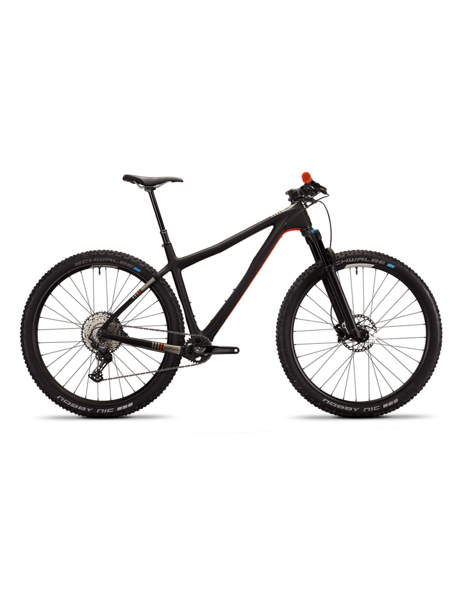 Ibis 2020 Ibis DV9 - Kit Deore 12 vit. / Fox Rhythm / Guidon carbone / Bike yoke