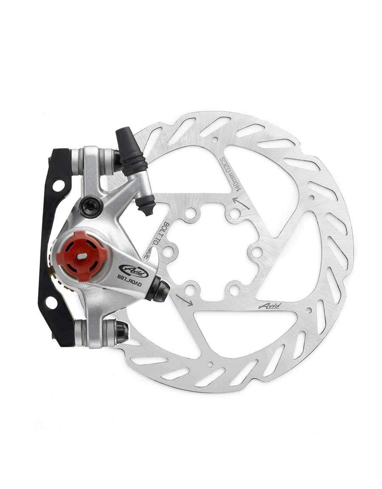 Avid BB7 Route 160mm mechanical disc brake - front or rear