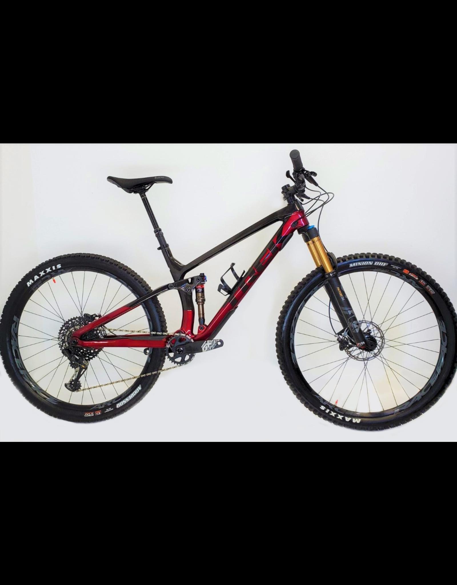 2020 Trek Fuel EX 29 carbon - Montage maison - Large
