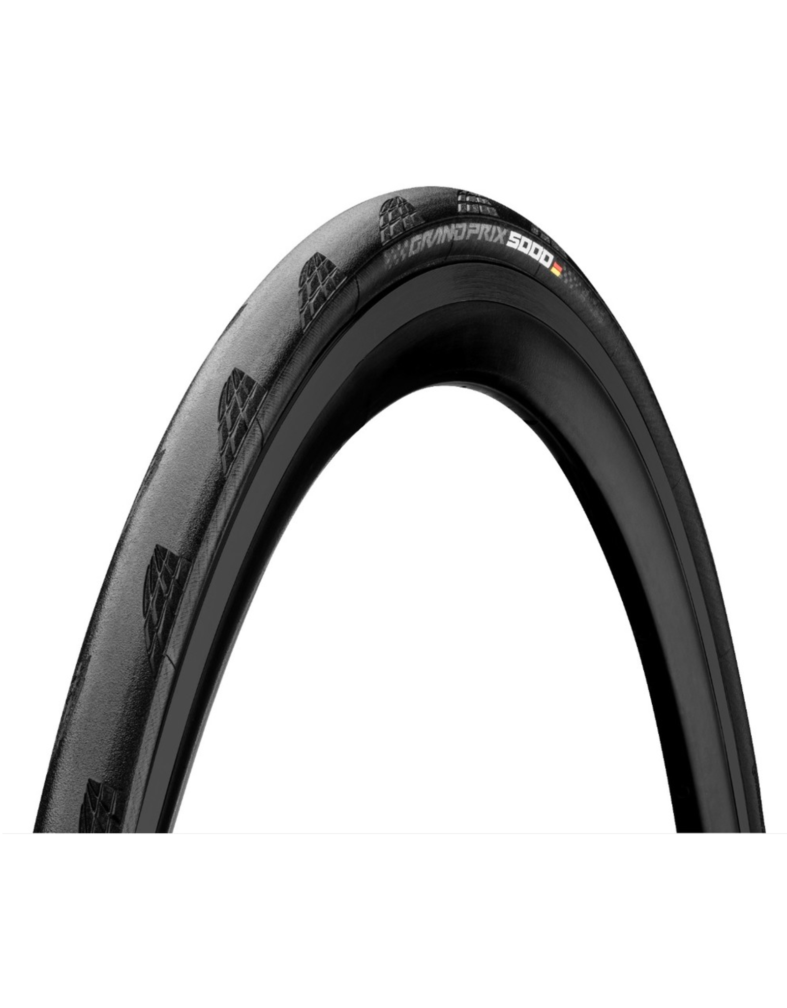 Pneu Continental Grand Prix 5000 700x32 Black Chili - Noir