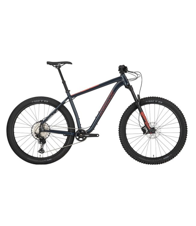 2020 Salsa Timberjack XT 27.5+ - Dark Blue - Small