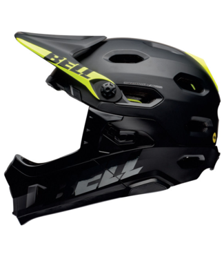 Helmet  integral Bell Super DH SP
