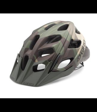Helmet giro Hex - Vert camo - Small