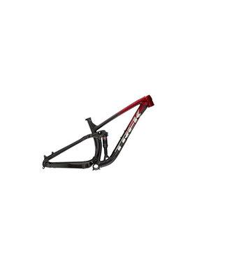 TREK 2021 Trek Fuel EX 27.5 Al - Cadre seulement - Rouge et noir ( Rage red / Dnister black ) - Small