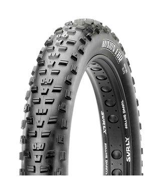Tire Fatbike 26x4.00 Maxxis Minion FBF - Exo Tubeless Ready 120tpi (Folding Rods)