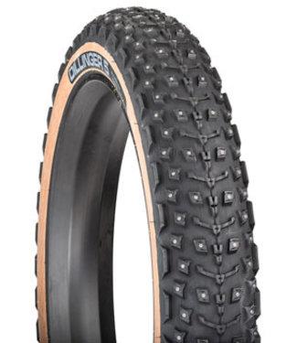 Tire Fatbike 27.5x4.5 Studded 45Nrth Dillinger 5 60tpi ( 252 Studs) Tubeless