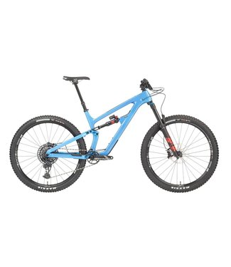 Salsa 2021 Salsa Blackthorn Carbon GX Eagle - Blue