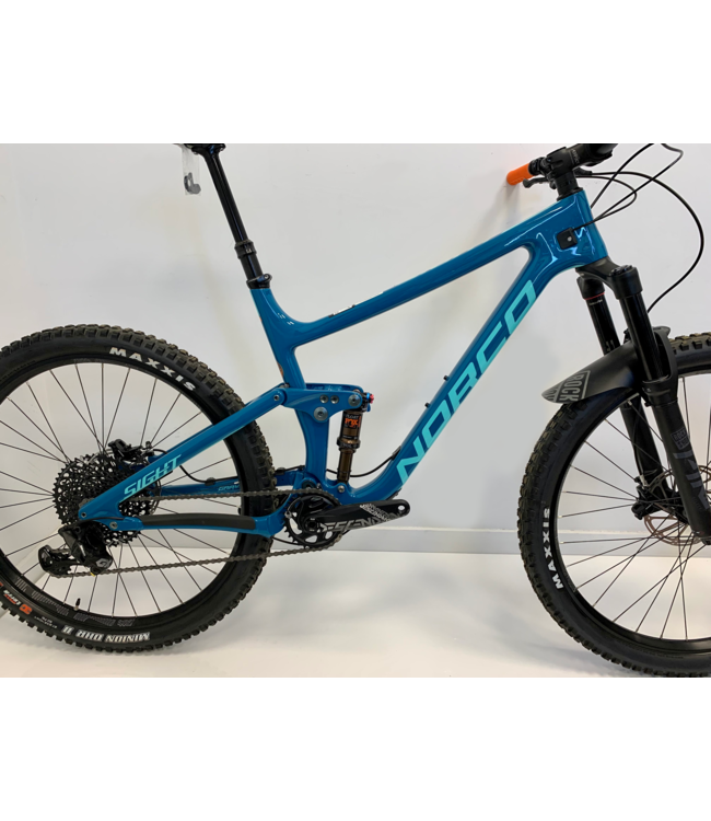2018 Norco Sight Carbon  Custom Build ( Pike, SRAM GX, Guide RS ) - Large