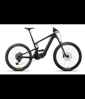 Santa Cruz 2021 Santa Cruz Heckler 8 - Kit S / Carbon CC / MX  - ( Gloss Carbon and Black ) - Medium