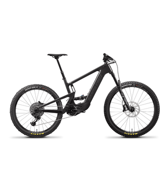 Santa Cruz 2021 Santa Cruz Heckler 8 - S / Carbon CC / MX  -  Carbone/noir - Medium
