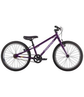 2021 Garneau Neo 201 - purple - one size (20in wheels)