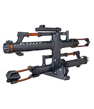 Porte vélos Kuat NV 2.0 pour attache remorque 1.25 po ( capacité 2 vélos ) - Gris métallique