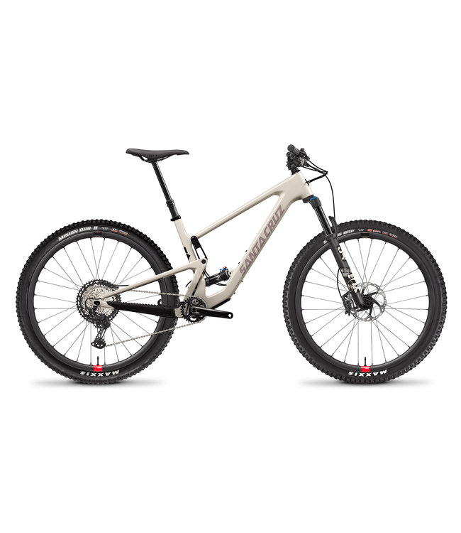 Santa Cruz 2021 Santa Cruz Tallboy v.4 -  Carbon C - Kit XT ( Roues Reserve carbone ) - Ivoire - Large