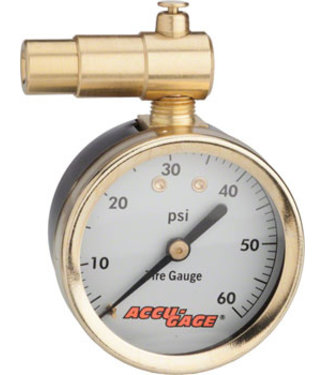Manometer Meiser Presta 0 - 60 psi