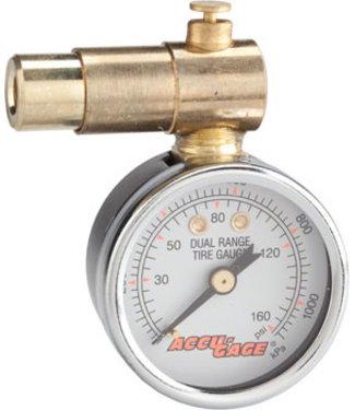 Manometer Meiser Presta 0 - 160 psi