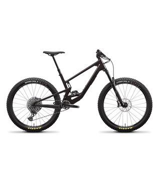 2022 Santa Cruz 5010 - Carbon C - kit S - Purple - Large
