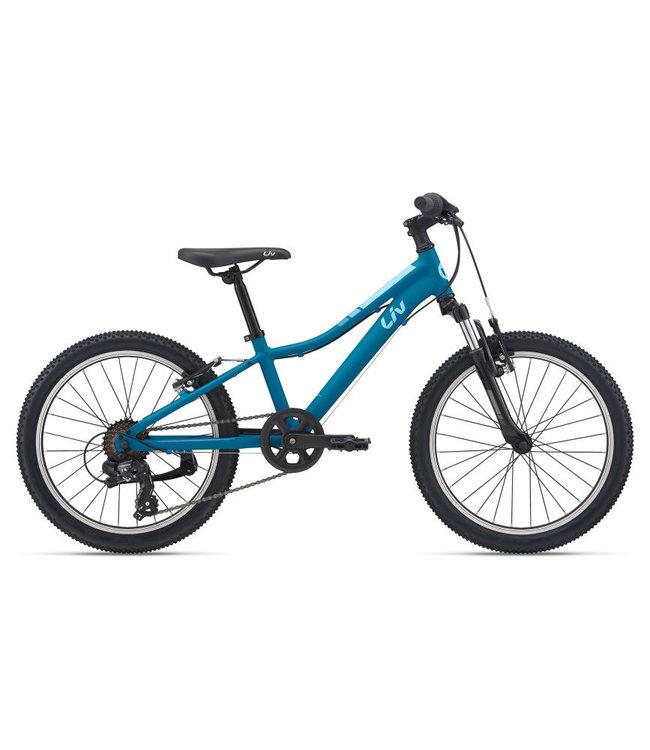 LIV 2021 Liv Enchant 20 - Bleu - taille junior ( roues 20 )