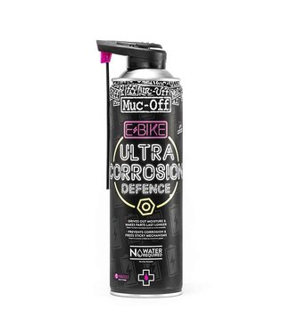 Protection antirouille Muc-Off eBike Ultimate corrosion defense - 485ml