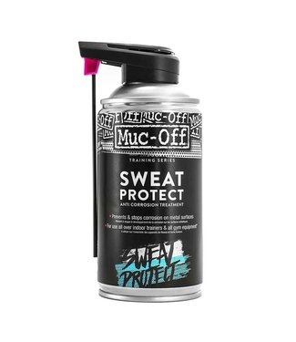 Anti-corrosion treatment Muc Off Sweat protection for training equipment