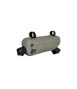 Topeak Midloader 4.5 liter frame bag - Khaki green