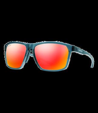 Smith Pinpoint Sunglasses, ChromaPop Mirror Red lenses - Blue