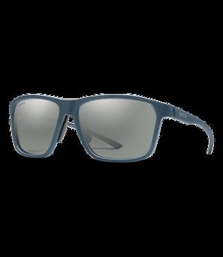 Smith Pinpoint Sunglasses, ChromaPop Mirror Platinum Polarized Lenses - Matte Iron