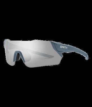 Smith Attack Sunglasses, Platinum Mirror Chroma Pop Lens - Matte Iron