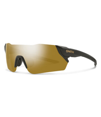 Smith Attack Sunglasses, Chroma Pop Mirror Bronze Lens - Matte Gravy