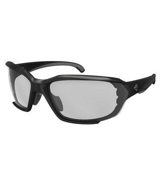 Ryders Rockwork Poly Glasses Black / Clear Lens Anti-Fog